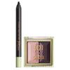 Mini Endless silky Eye Pen in Black Noir & Mesmerizing Mineral Duo in Plum Lace