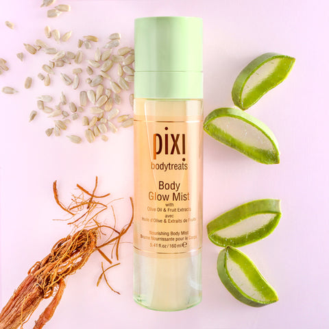 Body Glow Mist Ingredients