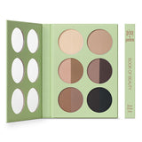 Book of Beauty-Brow Know How Eye Brow Palette