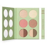 Book of Beauty-Minimal Makeup Multi-use Palette