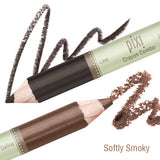 Crayon Combo Eye Liner Pencil in Softly Smoky