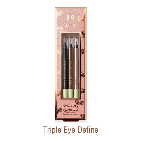 Pixi Beauty Endless Silky Eye Pen Trio