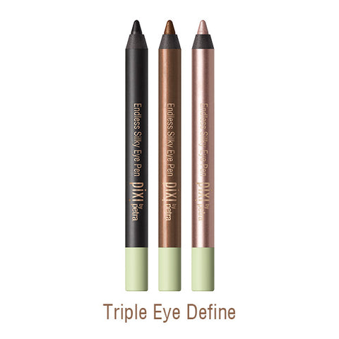 Pixi Beauty Endless Silky Eye Pen Trio - Triple Eye Define