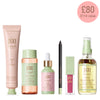 Exclusive Friends & Family Best-Sellers Bundle features our favourite Skintreats, Makeup and Bodytreats. Save £34 and treat yourself to the ultimate kit which includes Peel & Polish, Glow Tonic 100ml, Rose Oil Blend, Endless Silky Eye Pen in BlackNoir, MatteLastLiquid Lip in Peony Pink and Rose Blend Body Oil.