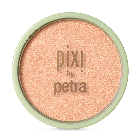 Glow-y Powder in Peach-y Glow