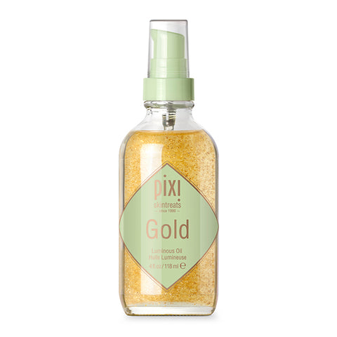 Gold Luminous Oil