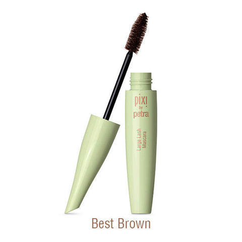 Large Lash Volumizing and Lengthening Mascara in Best Brown