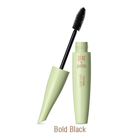 Large Lash Volumizing and Lengthening Mascara in Bold Black