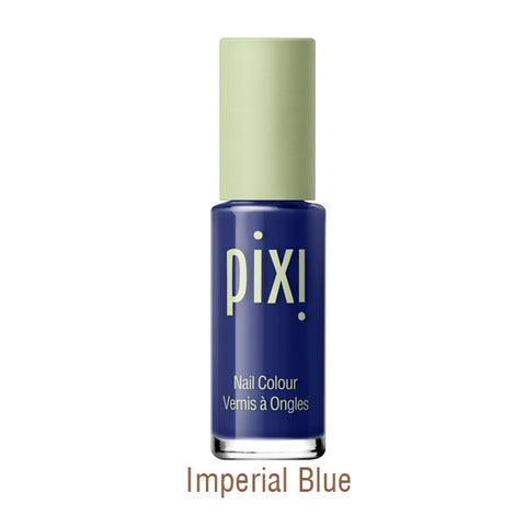 Nail Color Polish in Imperial Blue