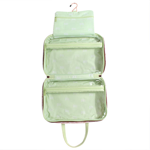 Pixi Rose Travel Bag Open