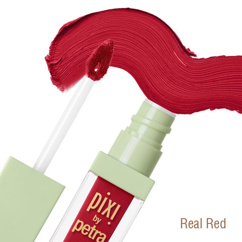 MatteLast Liquid Lip in Real Red