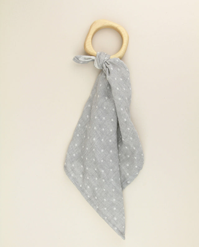 Willaby Dotted Teether Blankie
