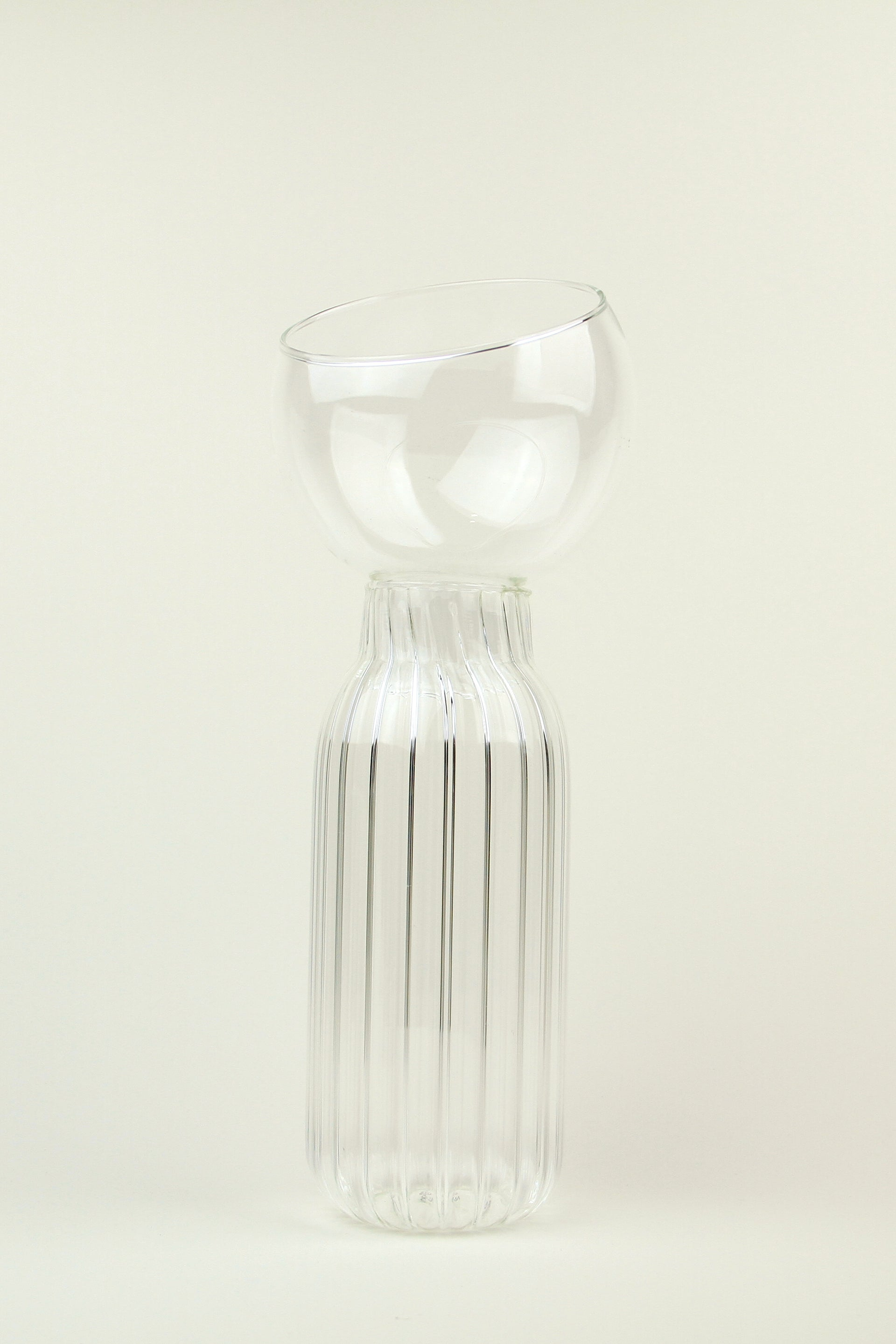 Optical Glass Perfume Bottle (For Reed Diffuser)
