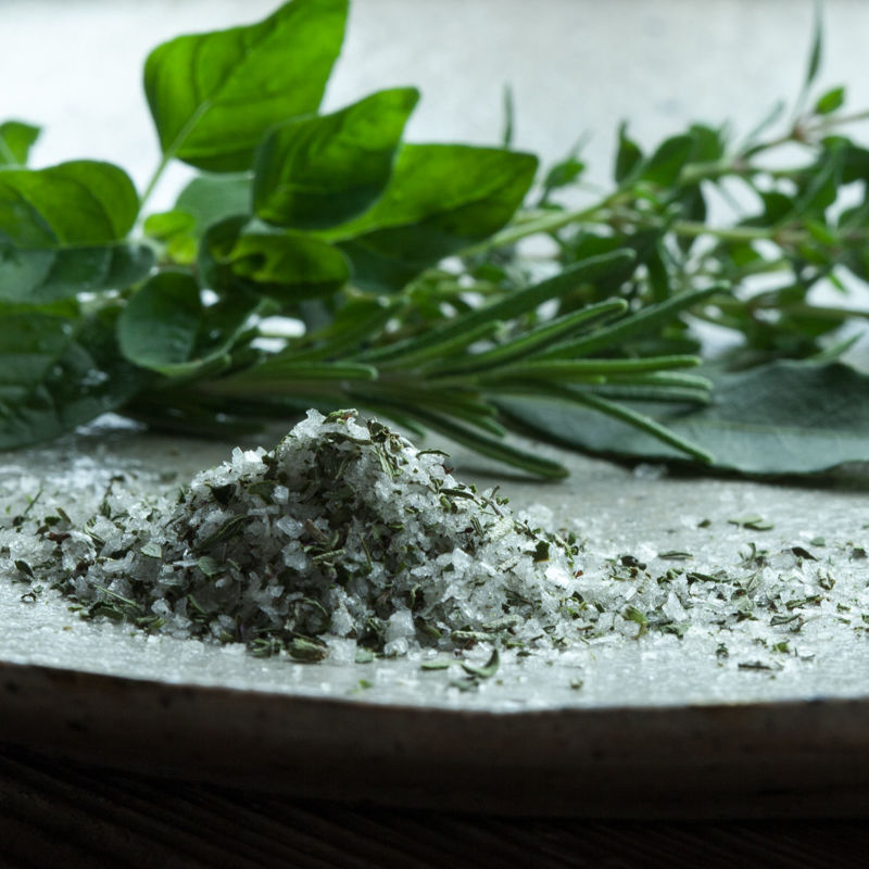 Seasonal Herbal Salt