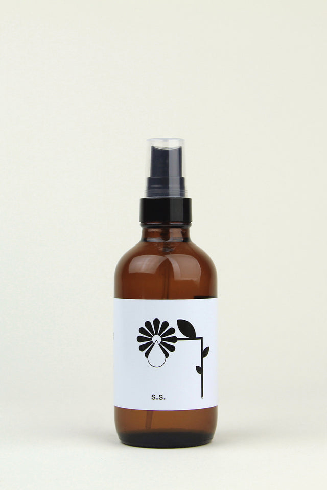 sun song flower essence spray