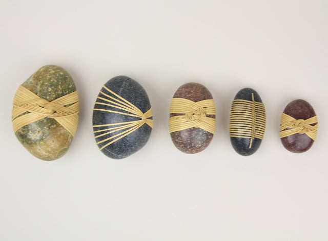 Wrapped Stones