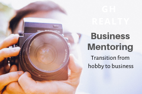 Photography Business Mentoring