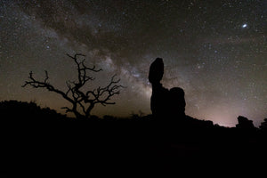 Balanced Rock in Arches National Park by Rob's Wildlife
