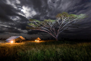 Moody sky nightscape photography wilderness by Rob's Wildlife
