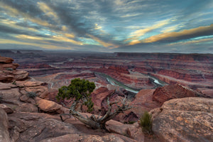 Dead Horse Point, Southern Utah landscape photography print by Rob's Wildlife