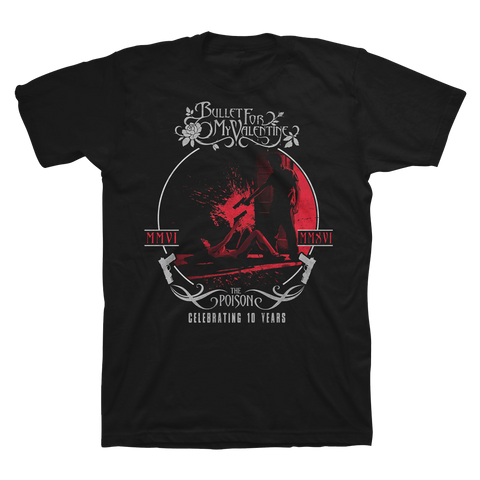 10 Year Celebration Circle T-Shirt
