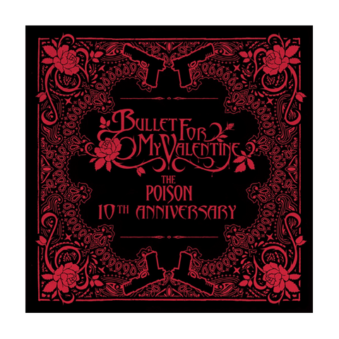 10th Anniversary Bandana