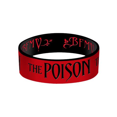 The Poison Reversible Rubber Bracelet