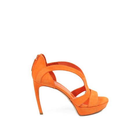 Alexander McQueen ladies sandals 314764 WA020 7535
