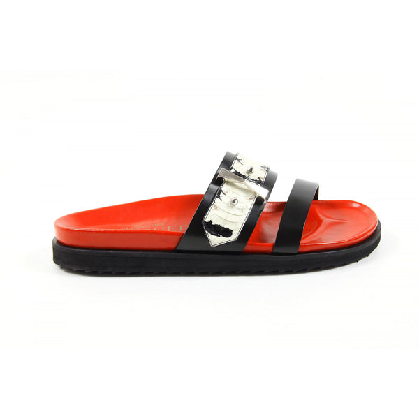 Alexander McQueen ladies sandals 376762 WHG15 1070