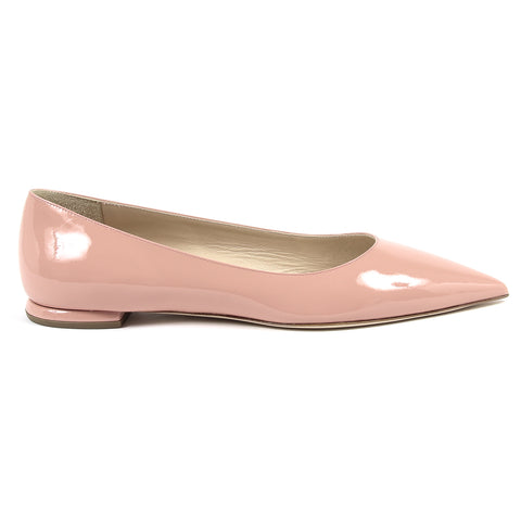 Andrew Charles By Andy Hilfiger Womens Ballerina Pink BALTIMORE