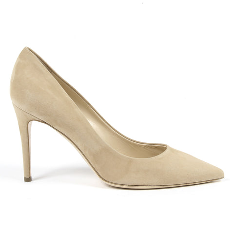 Andrew Charles By Andy Hilfiger Womens Pump Beige MEMPHIS