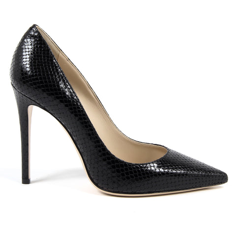 Andrew Charles By Andy Hilfiger Womens Pump Black AUSTIN