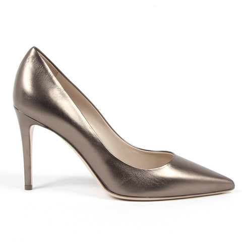 Andrew Charles By Andy Hilfiger Womens Pump Bronze MEMPHIS