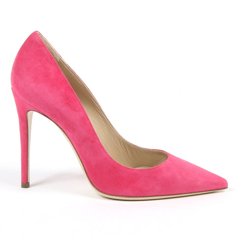 Andrew Charles By Andy Hilfiger Womens Pump Fuxia AUSTIN