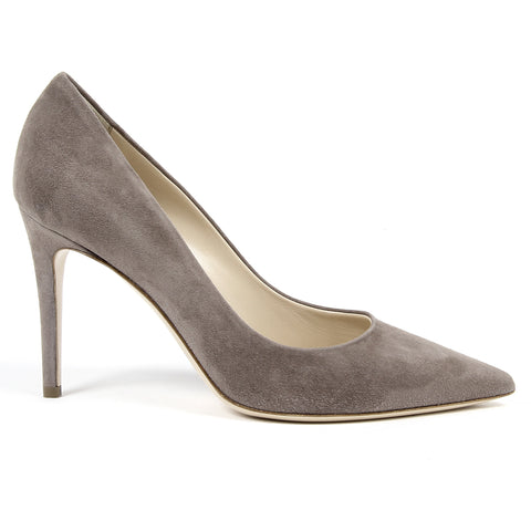 Andrew Charles By Andy Hilfiger Womens Pump Grey MEMPHIS