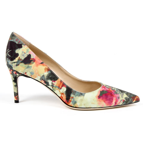 Andrew Charles By Andy Hilfiger Womens Pump Multicolor HOUSTON