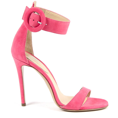 Andrew Charles By Andy Hilfiger Womens Sandal Pink NASHVILLE
