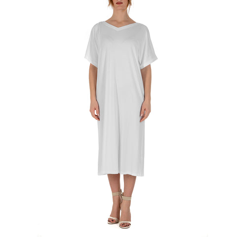 Annaclub by La Perla Womens Dress White