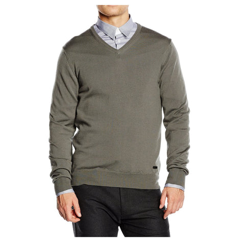 Armani Collezioni mens sweater V neck PCM19M PC01M 515