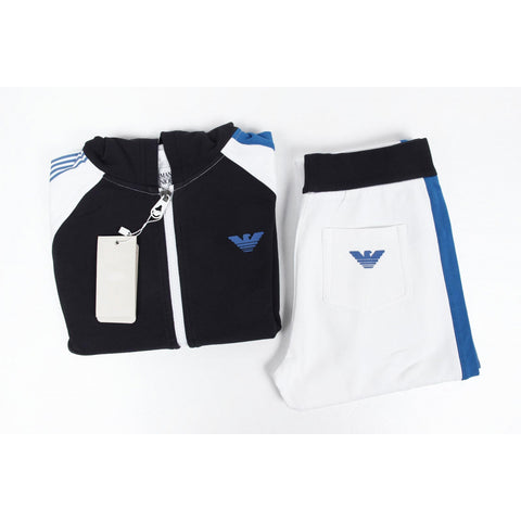 Armani Junior boys set sweater & pant C4T01 3T 6S