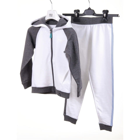 Armani Junior boys set sweater & pant CXT02 3T PY