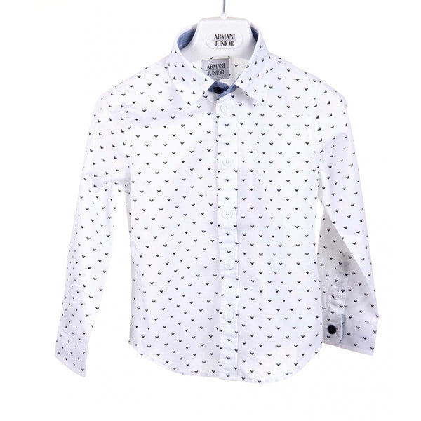 Armani Junior boys shirt CXC10 2P KF