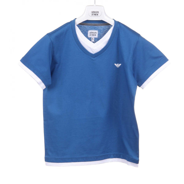 Armani Junior boys t-shirt C4H08 JR 63