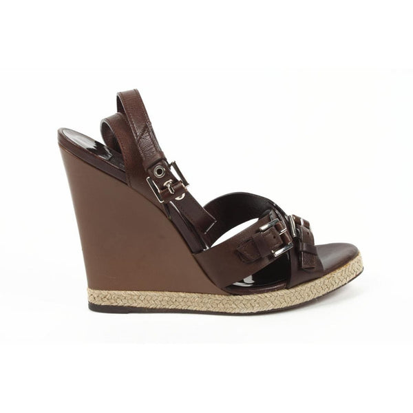 Barbara Bui ladies espadrille wedge sandal U5202KM38
