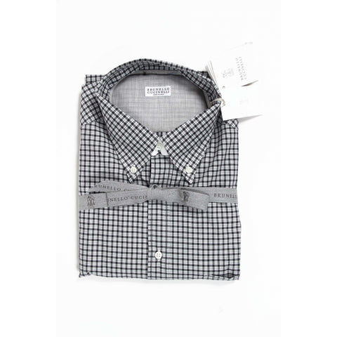 Brunello Cucinelli Mens Shirt MA6470068 C047