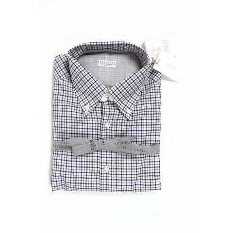 Brunello Cucinelli Mens Shirt MA6490068 C019