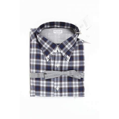 Brunello Cucinelli Mens Shirt MA6550068 C928