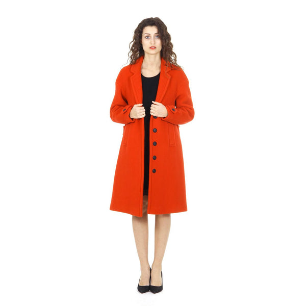 Burberry Brit ladies long wool blend coat Marstead 3954971