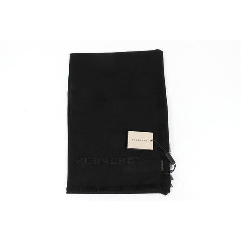 Burberry London ladies scarf Solidemb 3948371