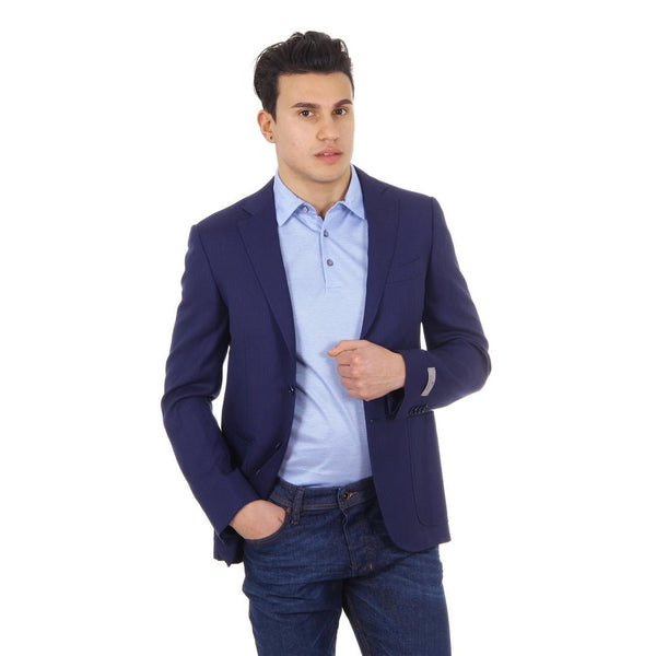 Canali mens blazer Travel W20684 L29240